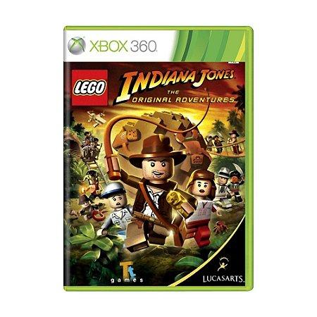 Jogo LEGO Indiana Jones: The Original Adventures + Kung Fu Panda - Xbox 360