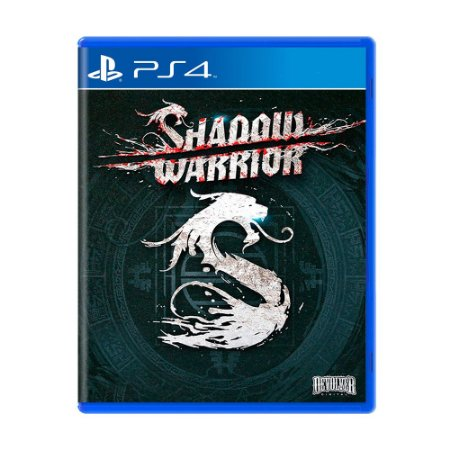 Jogo Shadow Warrior - PS4