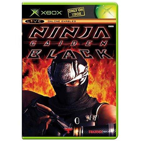 Jogo Ninja Gaiden Black - Xbox