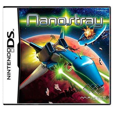 Jogo Nanostray - DS
