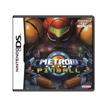 Jogo Metroid: Prime Pinball - DS