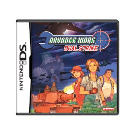 Jogo Advance Wars: Dual Strike - DS
