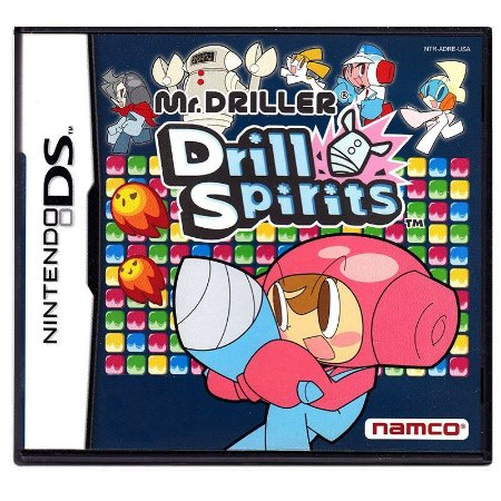 Jogo Mr. Driller: Drill Spirits - DS