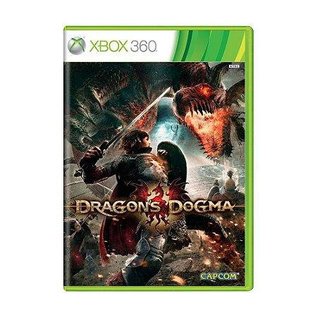 Jogo Dragon's Dogma - Xbox 360