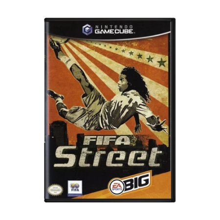 Jogo FIFA Street - GameCube