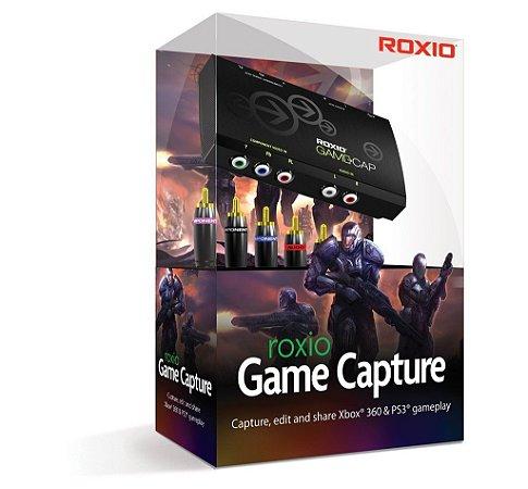 Placa de Captura Roxio - Xbox 360 & PS3