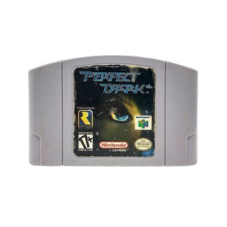 Jogo Perfect Dark - N64