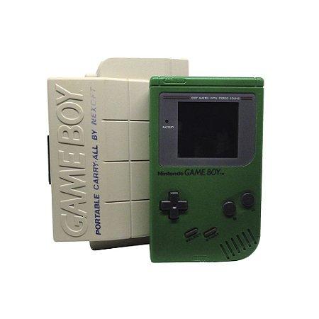 Console Game Boy Classic Verde + Case - Nintendo