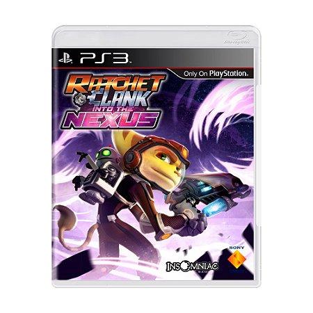 Jogo Ratchet & Clank: Into The Nexus - PS3