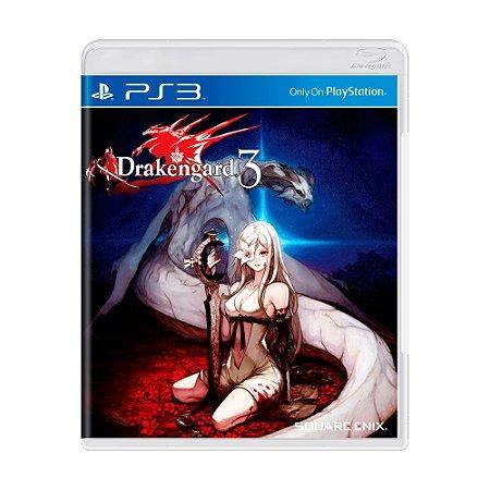 Jogo Drakengard 3 - PS3