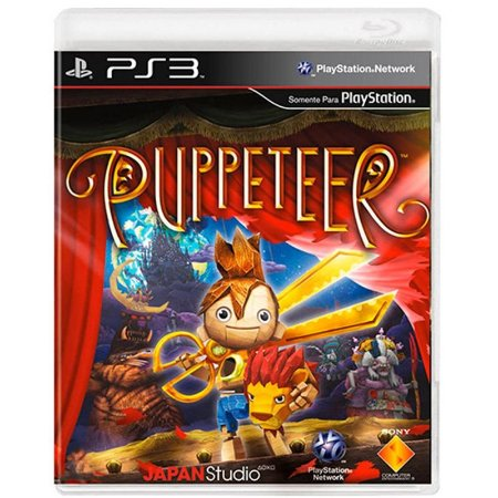 Jogo Puppeteer - PS3