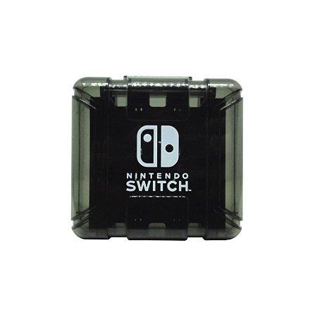 Case para jogos - Nintendo Switch