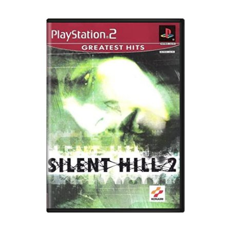 Jogo Silent Hill 2 - PS2