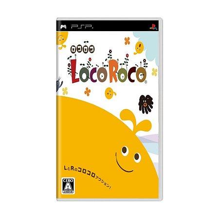 Jogo LocoRoco - PSP