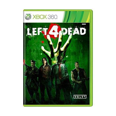 Jogo Left 4 Dead - Xbox 360