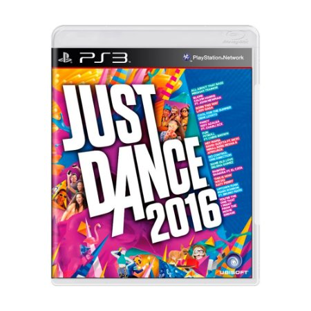 Jogo Just Dance 2016 - PS3