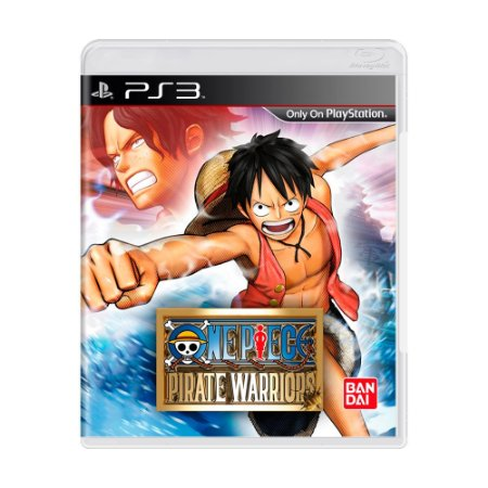 Jogo One Piece: Pirate Warriors - PS3