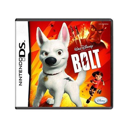 Jogo Bolt - DS