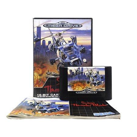 Jogo Super Thunder Blade - Mega Drive