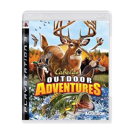 Jogo Cabela's Outdoor Adventures - PS3