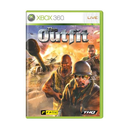 Jogo The Outfit - Xbox 360