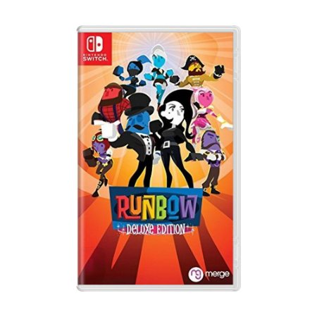 Jogo Runbow (Deluxe Edition) - Switch
