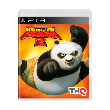 Jogo Kung Fu Panda 2 - PS3
