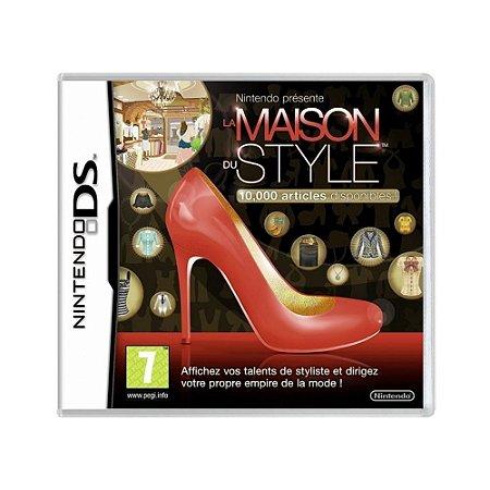 Jogo La Maison du Style - DS (Europeu)