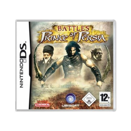 Jogo Battles of Prince of Persia - DS (Europeu)