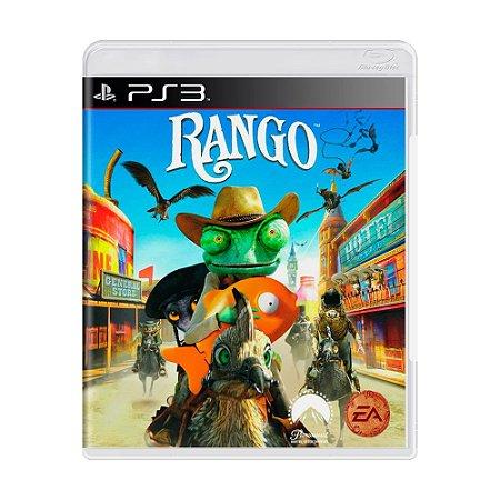 Jogo Rango - PS3