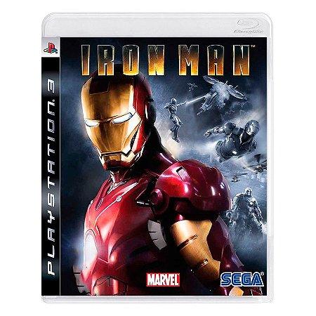 Jogo Iron Man - PS3