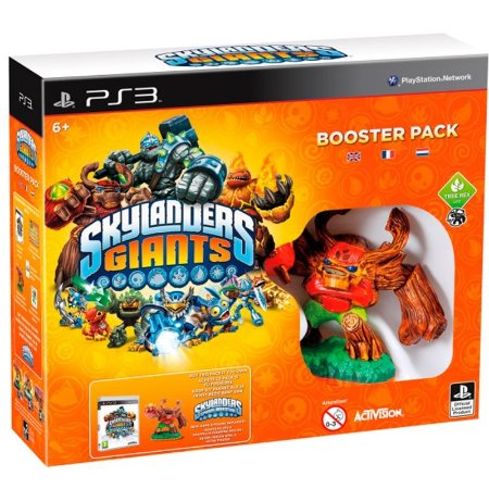 Kit Skylanders Giants (Sem Portal do Poder) - PS3