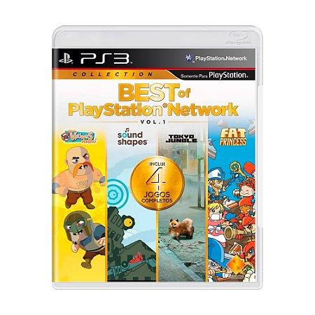 Jogo Best of PlayStation Network - PS3