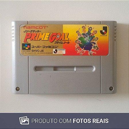 Jogo Prime Goal - Super Famicom