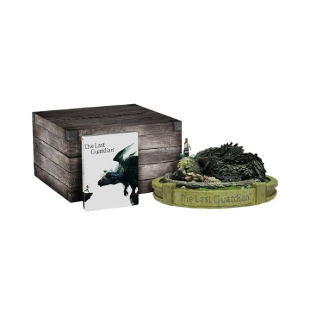 Jogo The Last Guardian (Collector's Edition) + Livro The Last Guardian: An Extraordinary Story - PS4