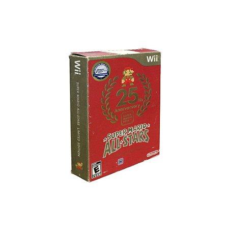 Jogo Super Mario All Stars (Limited Edition) - Wii