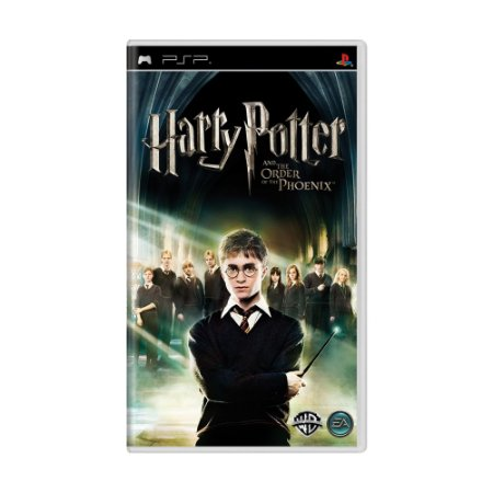 Jogo Harry Potter and the Order of the Phoenix - PSP