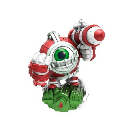 Boneco Skylanders SuperChargers: Missile Tow Dive Clops