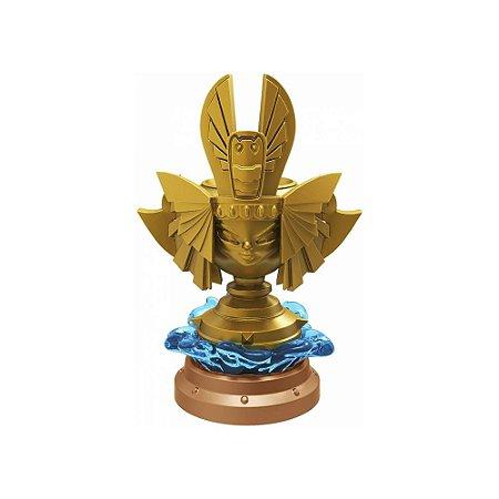 Boneco Troféu Skylanders SuperChargers: Golden Queen (Sea Trophy)