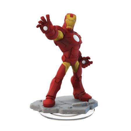Boneco Disney Infinity 2.0: Homem de Ferro