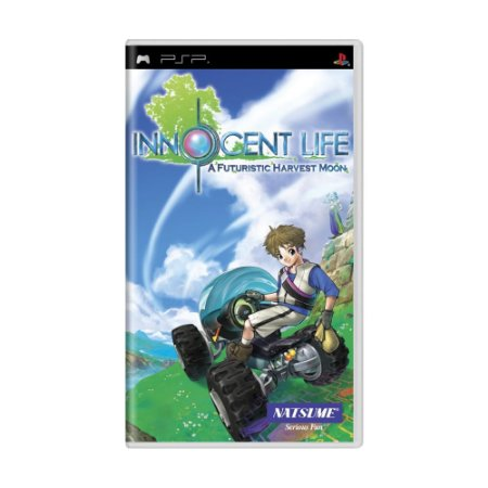 Jogo Innocent Life: A Futuristic Harvest Moon - PSP