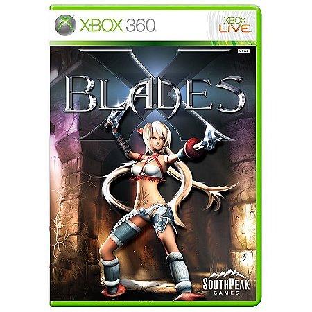 Jogo X-Blades - Xbox 360
