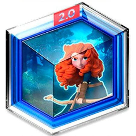 Disco Hexagonal Disney Infinity 2.0: Merida