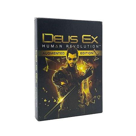 Jogo Deus Ex Human Revolution (Augmented Edition) - Xbox 360