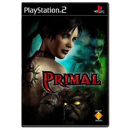 Jogo Primal - PS2