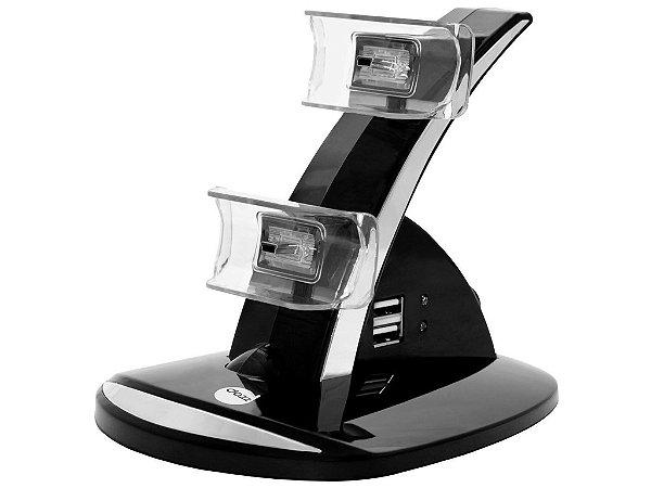 Carregador Dazz para controles dualshock 3 - PS3