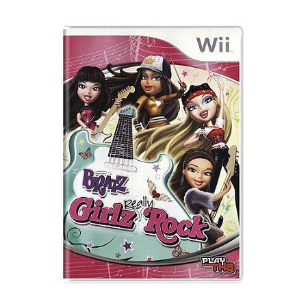 Jogo Bratz: Girlz Really Rock - Wii