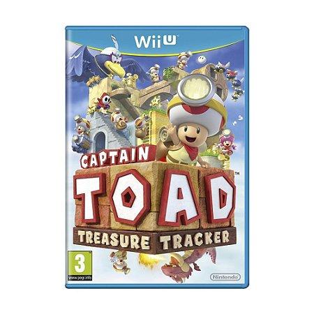 Jogo Captain Toad: Treasure Tracker - Wii U (Europeu)