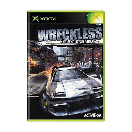 Jogo Wreckless: The Yakuza Missions - Xbox