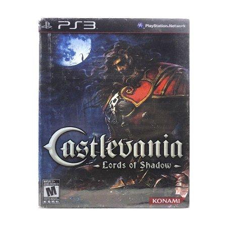 Jogo Castlevania: Lords of Shadow (Edição Especial) - PS3